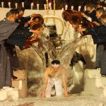 Entdecke das verschneite Secchu Hanamizuiwai Festival
