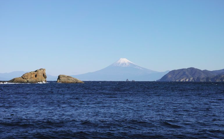 Mt Fuji Betrachtung