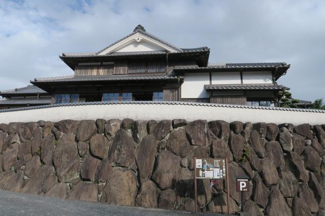 Kitsuki Burg in Kitsuki, Oita, Japan