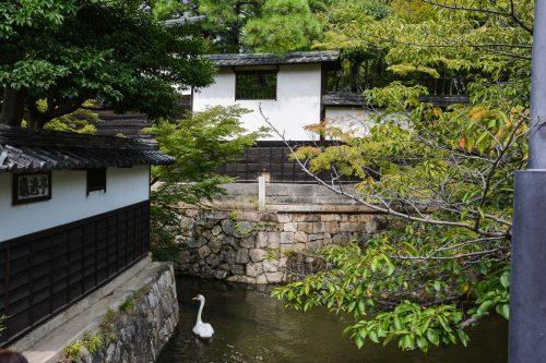 Besuch des Historischen Viertel Kurashiki, Bikan, Japan