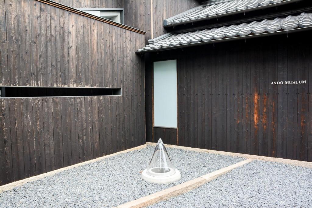Ando Museum, Naoshima, Kagawa, Japan