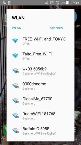 """""""Free Wi-Fi & Tokyo"""""""