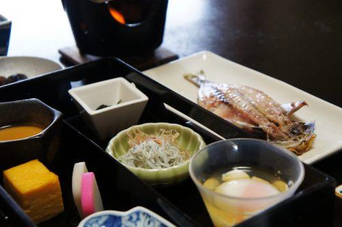 Übernachten in einem historischen Ryokan auf Enoshima
