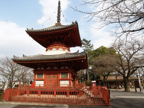 Kita-in (喜多院) Tempel