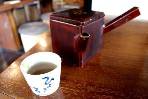 Buchweizen Tee