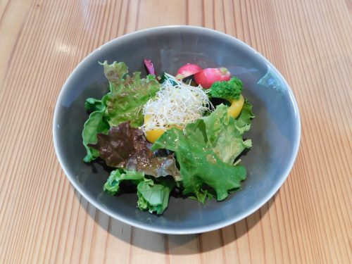 Salat im Ain Soph.