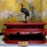 Das traditionelle Machiya Byobu Festival in Murakami