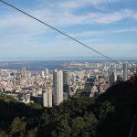 Hoch hinaus – Mit der Shin-Kobe Seilbahn auf den Berg Rokko