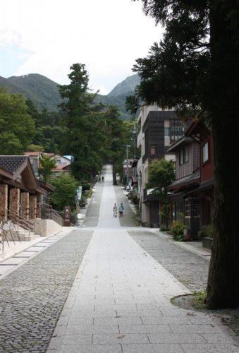 Entdecken Sie die historischen Seiten des Berges Daisen, Präfektur Tottori, Japan.
