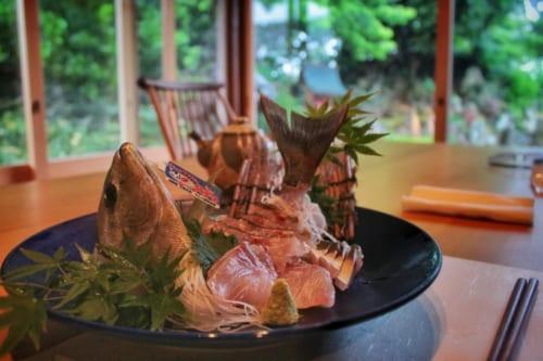 Meeresfrüchte, Präfektur Nagasaki, Japan.