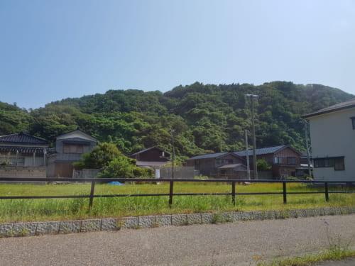 Die Reisfelder von Nagaoka, Präfektur Niigata, Japan.