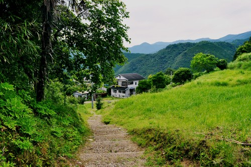 Kumano Kodo es una ruta de peregrinación similar al Camino de Santiago español.