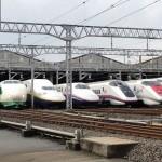 ¿Fanático de los trenes? ¡Japón es tu lugar!