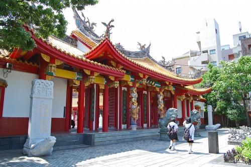 Templo Confucionista de Nagasaki y el Museo Histórico de China