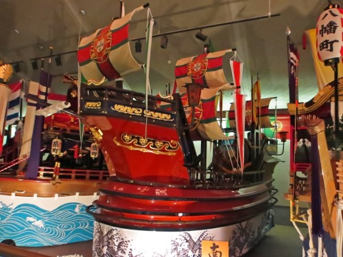 barcos museo kunchi