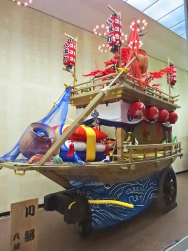 barco museo kunchi