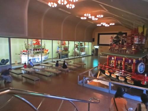 interior museo kunchi