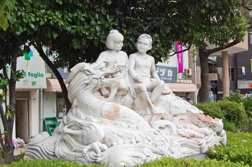 escultura nagasaki