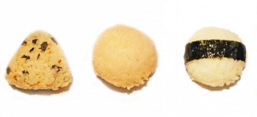 tipos de onigiri