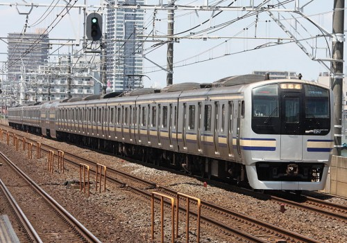 Tren JR Airport Narita, que cubre la ruta Narita-Tokio.