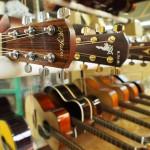 Una visita a Yairi Guitars: guitarras hechas a mano, con pasión y precisión