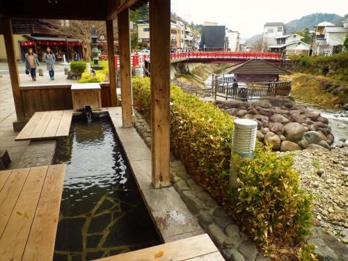 Mirador de Tokkonoyu en Shuzenji (Shizuoka).