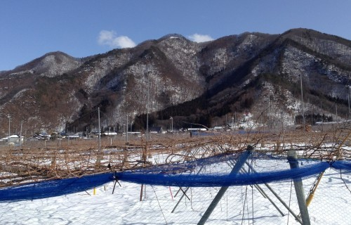 Montañas de Obuse
