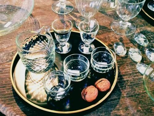 Vasos de sake Okazaki