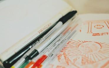 Bolígrafos japoneses