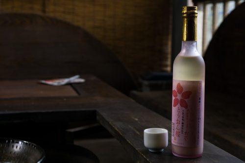 Sake Doburoku.
