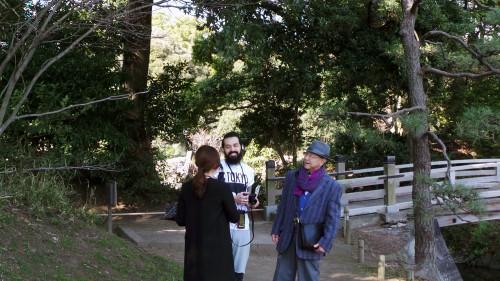 Rencontrer et échanger avec des japonais