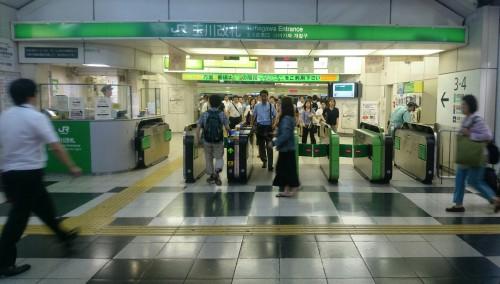 Le métro japonais peut être un vrai labyrinthe !