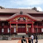 Le château Shurijo de Naha : une architecture singulière !