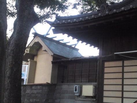 Sanctuaire Ishida, Suruga Ku, ville de Shizuoka.