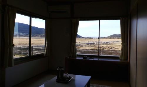 My room at Ryokan in Izumi city