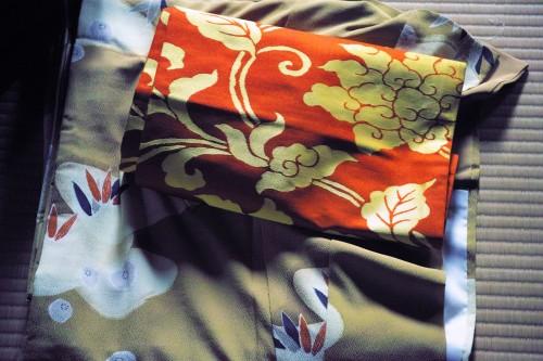 A kimono set what I chose