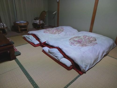 Ryokan Fujiya in Kanzanji onsen