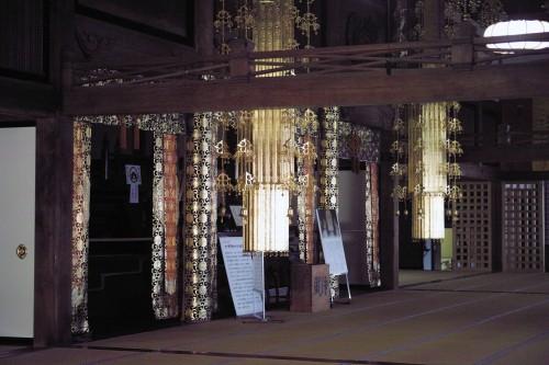 Temple Okuyama Houkouji