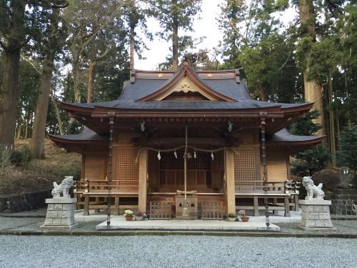 Suyama Sengen-jinja