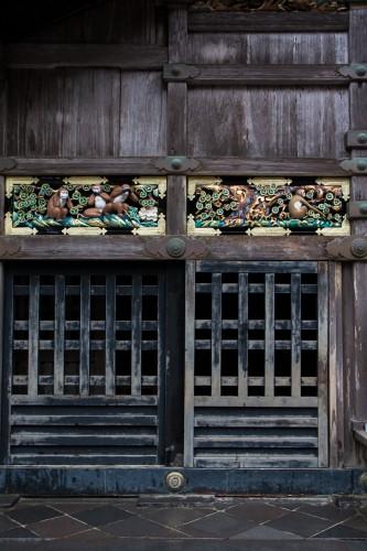 Shinkyusha au sanctuaire Toshogu à Nikko