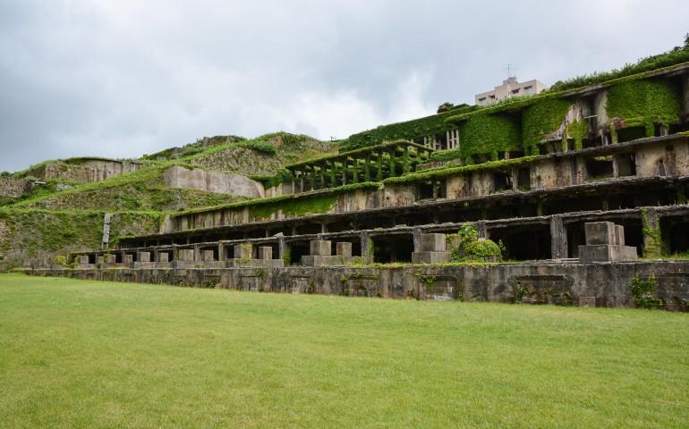 Kitazawa Flotation Plant est un site historique à voir sur l'île de Sado, Niigata