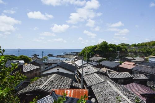 Shukunegi, un village de pêcheurs authentique sur l'île de Sado, dans la préfécture de Niigata