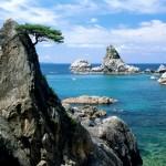 Envie d'évasion? Les plages de la mer du Japon de Murakami !