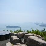 Washuzan : Le meilleur point de vue pour admirer la Mer Intérieure de Seto!