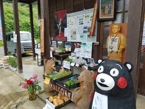 le village de Yamakoshi, dans la préfécture de Niigata au Japon