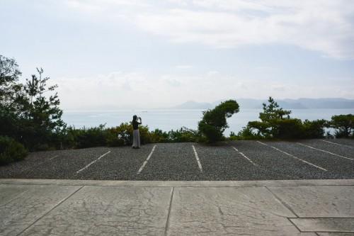 Naoshima au Japon, l'île artistitique avec le chichu art museum de Ando