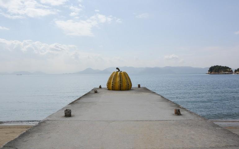 Naoshima au Japon, l'île artistitique