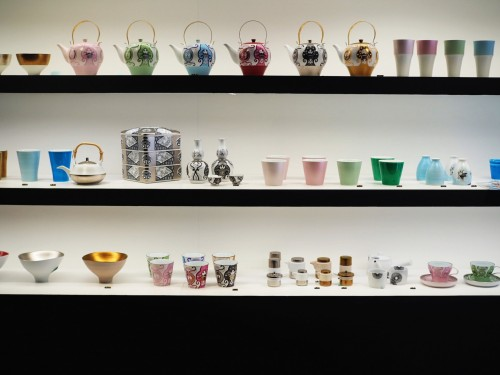 Arita, porcelaine Imari, Kyushu, Artisanat, Lab