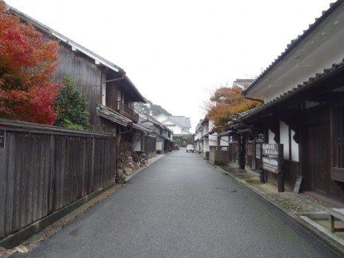 Unomachi, Seiyo, Shikoku, Meiji, période Edo