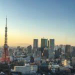 Le temple Zojo-ji et l'observatoire du WTCB, pour voir Tokyo autrement